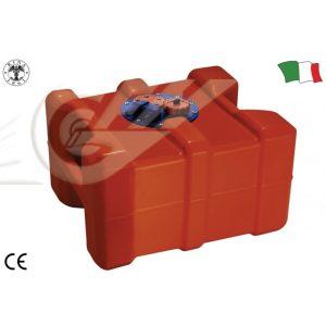 Üzemanyag tank beépíthető 40 liter 50x40x28+3,5 GFN