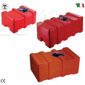 Üzemanyag tank beépíthető 42 liter 50x35x30+3,5 GFN