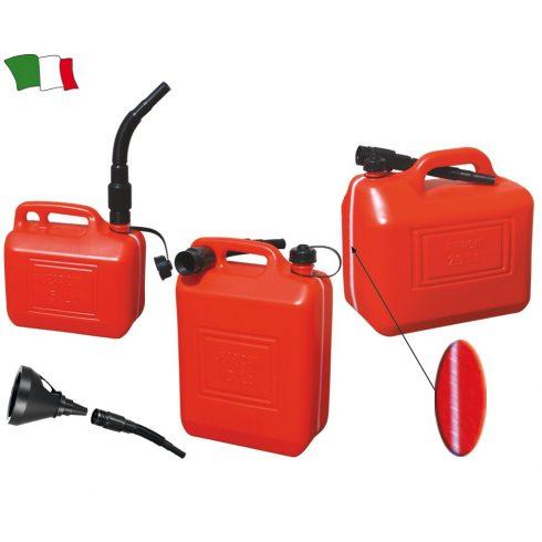 Üzemanyag kanna betöltővel szintcsíkkal 20 l GFN