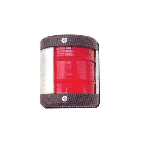 Fény oldal LED piros 112,5 fok EVA