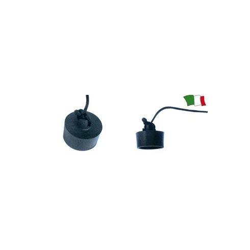 Vízkivezető dugó gumicsónakhoz 35 mm GFN