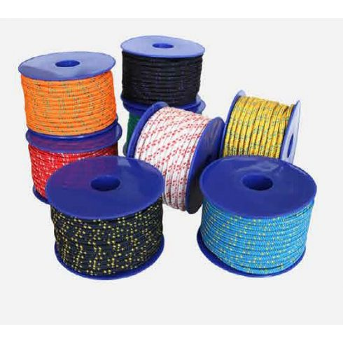 Kötél kötöző színes 50 m / 2 mm CH