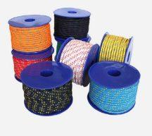 Kötél kötöző színes 16 m / 4 mm CH