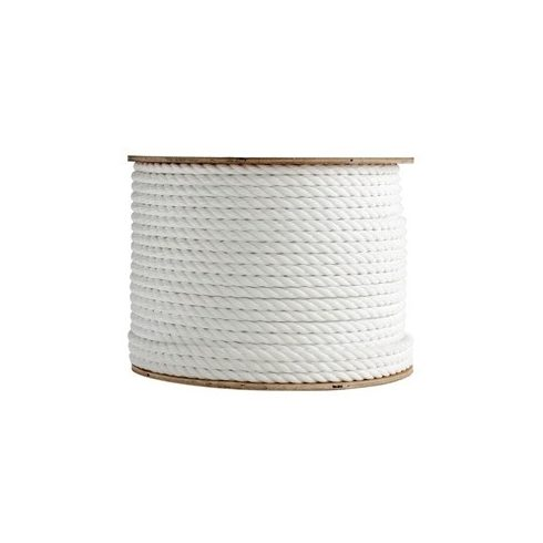 Kötél PP fehér 16 mm CH