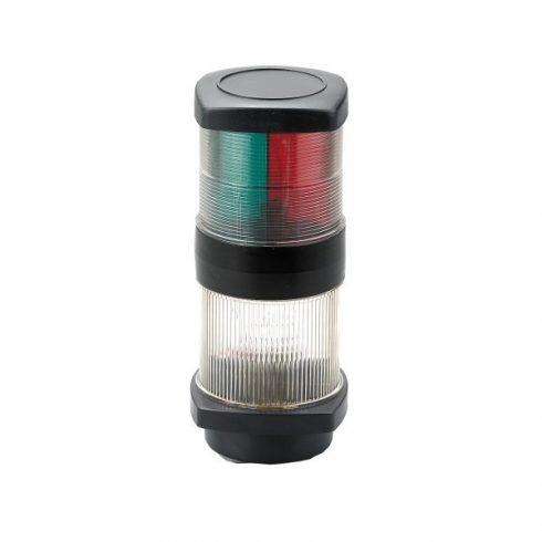 Fény combo horgony, zöld-piros oldal, kör fehér EVA
