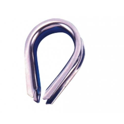 Kötélszív inox 8 mm EVA