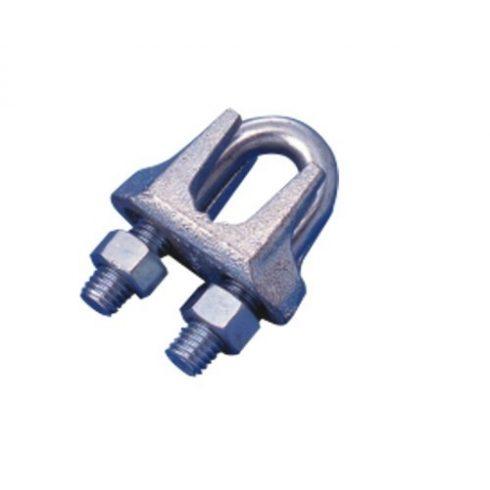 Kötélvég leszorító galvanizált 5 mm EVA
