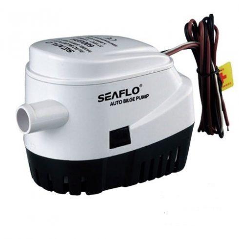 Fenékvíz szivattyú  automata Seaflow 1100 12V EVA