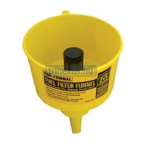 Üzemanyag tölcsér vízleválasztóval 10 l/min EVA