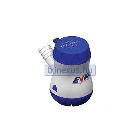 Fenékvíz szivattyú Eval 500 GPH EVA