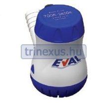 Fenékvíz szivattyú Eval 700 GPH