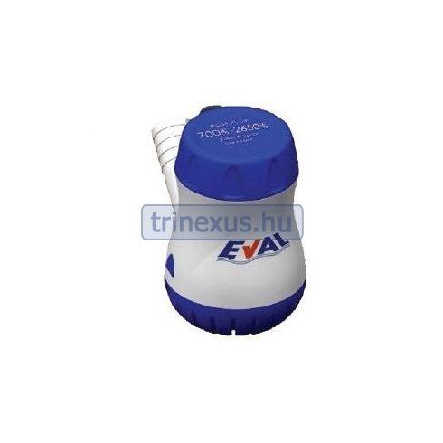 Fenékvíz szivattyú Eval 700 GPH EVA