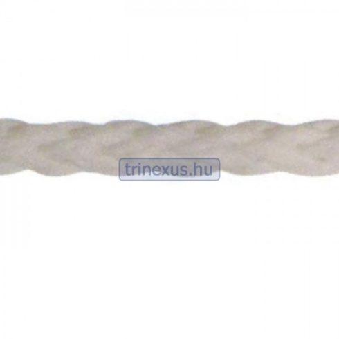 Kötél 8 mm felúszó fehér EVA