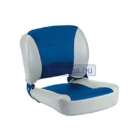 Ülés összecsukható kék-fehér EVA