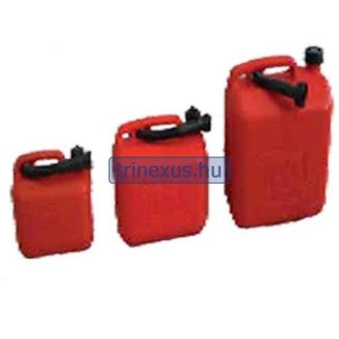 Üzemanyag kanna betöltővel 20 L EVA