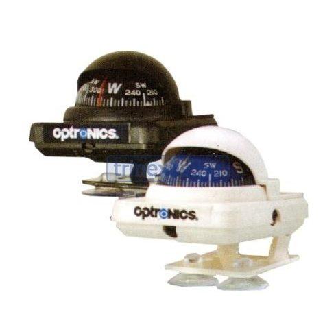 Kompasz mini talppal fekete Optronics 57x63 mm EVA