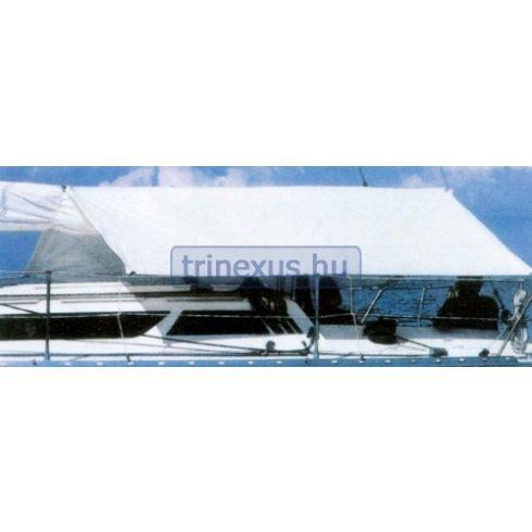 Árnyékoló vitorlásra 260x230 cm