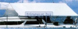Árnyékoló vitorlásra 310x290 cm