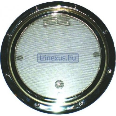 Fedélzeti ablak kerek inox  200 mm EVA