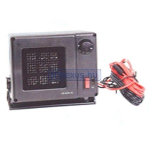 Fűtő radiátor 12 V 300 W EVA