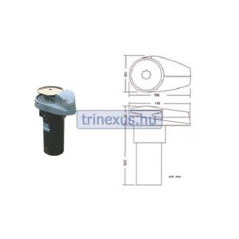 Elektromos horgonycsörlő függőleges 600 W EVA