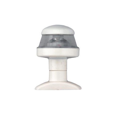 Körfény fehér leddel 8,5 cm talppal EVA