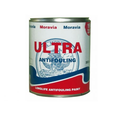 Moravia Ultra algagátló nagy sebességű piros 2,5 kg EVA
