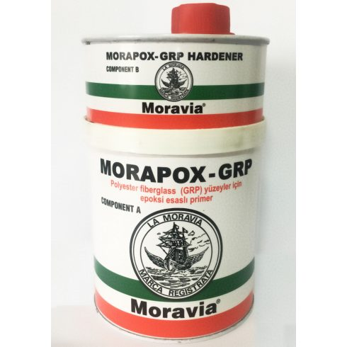Moravia Adherglass alapozó rózsaszín 1 kg EVA