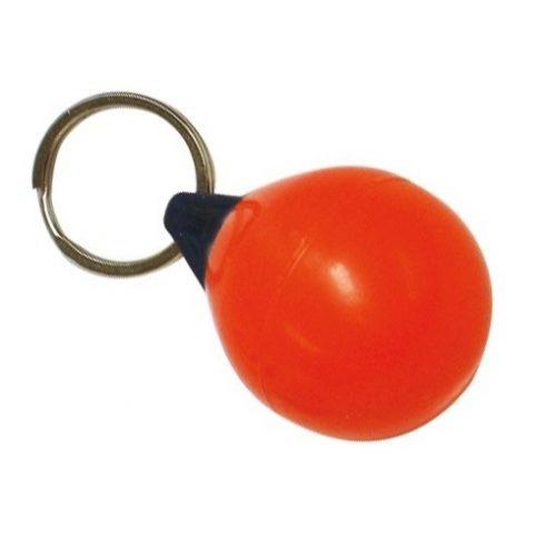 Kulcstartó gömbfenderes narancs GFN