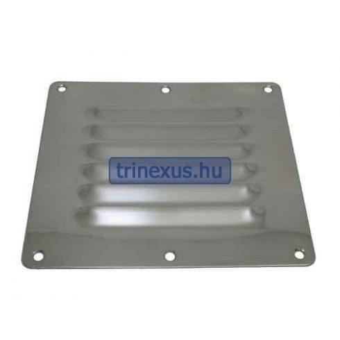 Szellőzőlemez fém 120 x 120 mm DAW