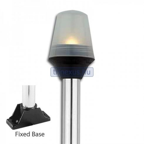 Körfény LED fix talppal fehér 20 cm ATW