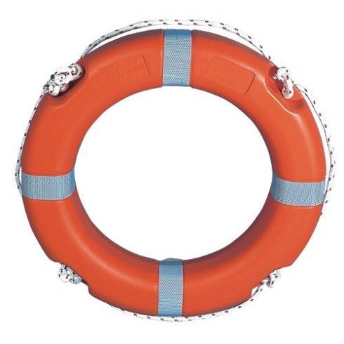 Mentőgyűrű SOLAS eng. 75 cm  4 kg EVA