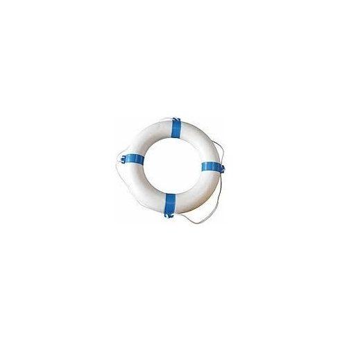 Mentőgyűrű kék-fehér 55cm ALL