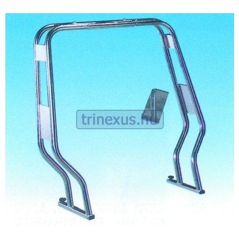 Rollbar vízszintes rögzítés 160 cm-ig 40 mm ALL