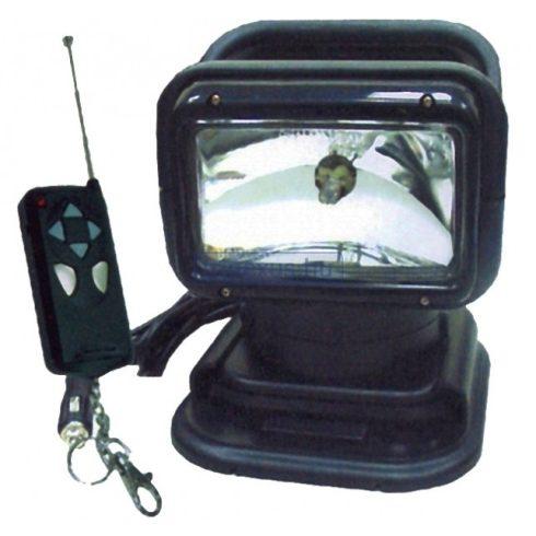 Keresőfény távirányító rádiófrekvencia mágnestalp ALL