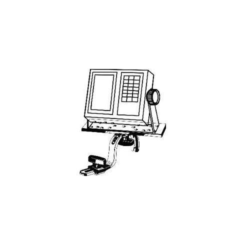 Tite Lok halradar monitortartó lapos rögzíthető ALL
