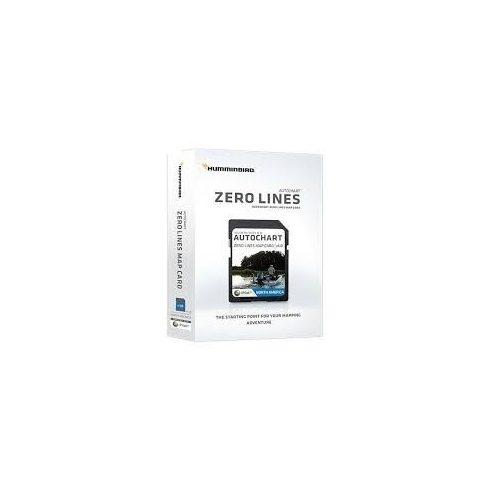 Humminbird Autochart Zeroline SD kártya