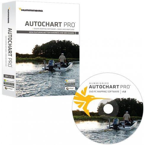 Humminbird AutoChart Pro PC SI