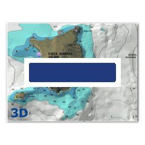 Navionics XL3 Platinum 33 Földközi-tenger közép