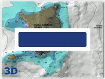 Navionics XL3 Platinum 34 Földközi-tenger kelet