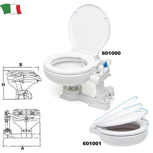 Hajó wc manuális GFN