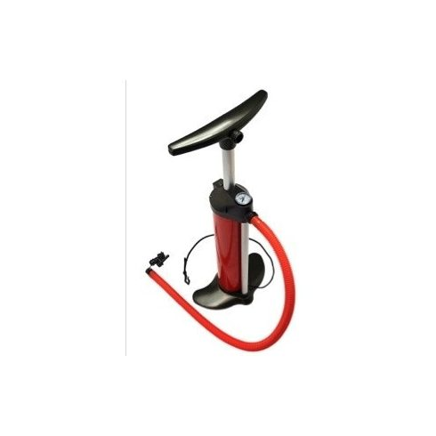 Pumpa kézi BRAVO 110, nyomásmérővel 2x2,5 liter SCR