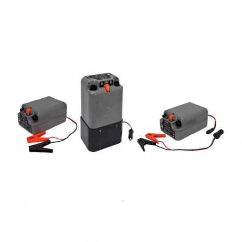 Pumpa elektromos BRAVO BST 800 akkuval SCR