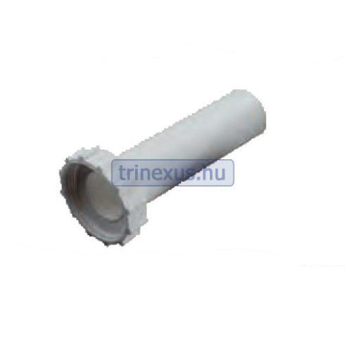 Mosogató lefolyó - egyenes műag 1,1/2, 32 mm ALL