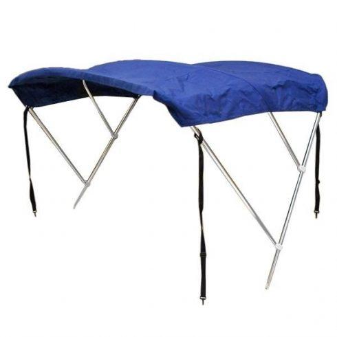 Bimini tető kék 210x210x130 cm EVA
