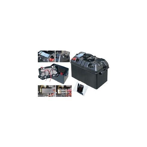 Akkumulátordoboz power center GFN