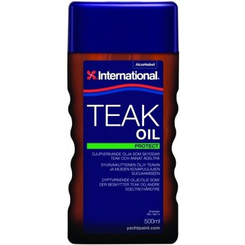 International Premium Teak Oil 500 ml