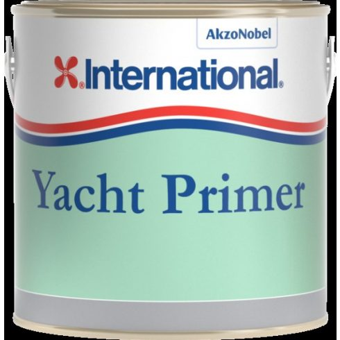 International Yacht Primer szürke 2,5 l