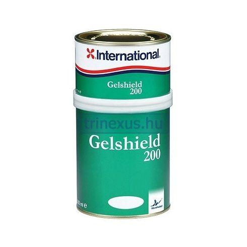 International Gelshield 200 zöld 0,75 l