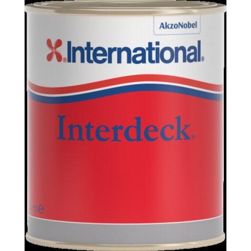 International Interdeck kék 923 750 ml